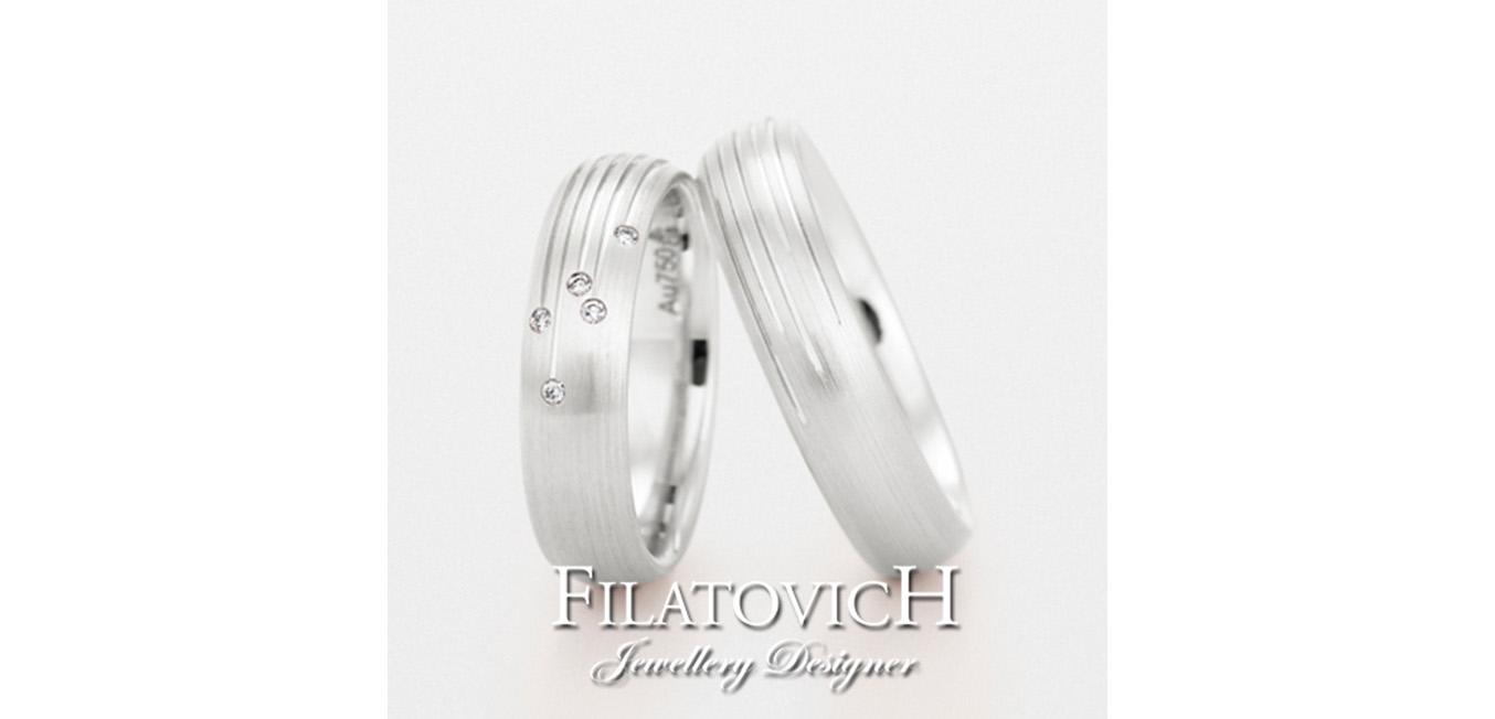 Обручальные кольца WRB-010