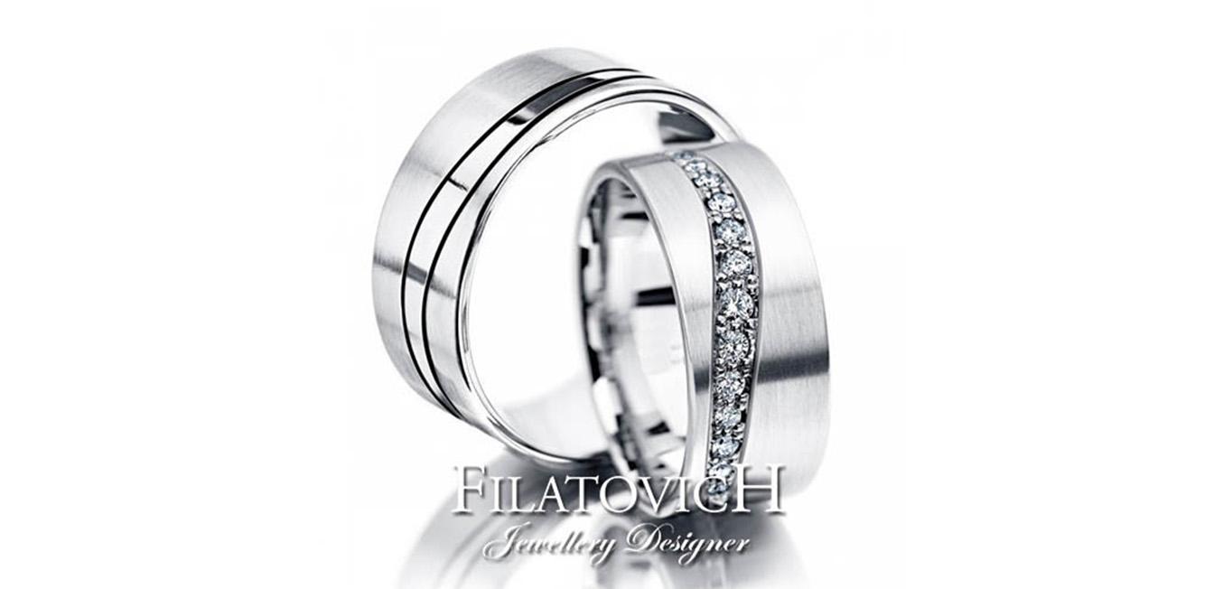 Обручальные кольца WRB-278