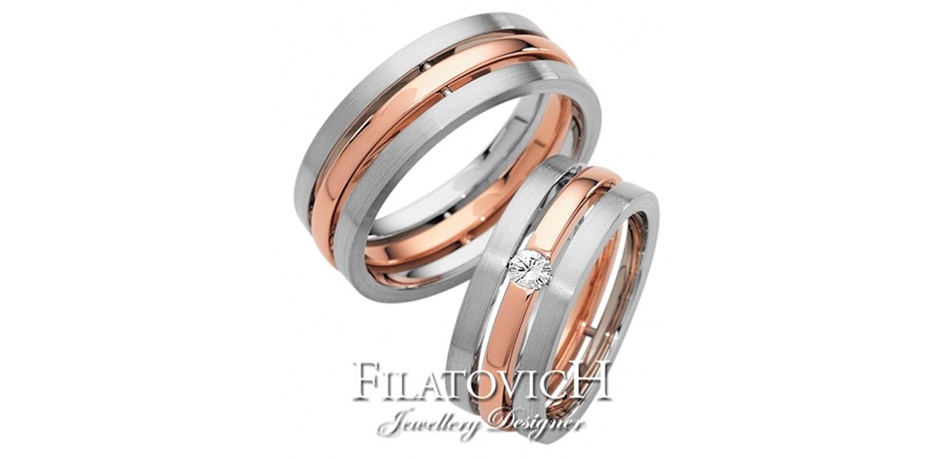 Обручальные кольца WRB-257