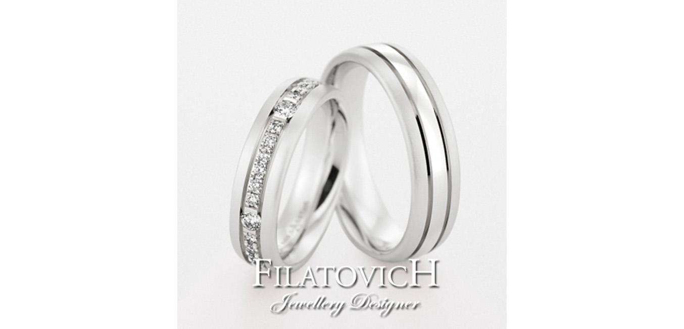 Обручальные кольца WRB-012