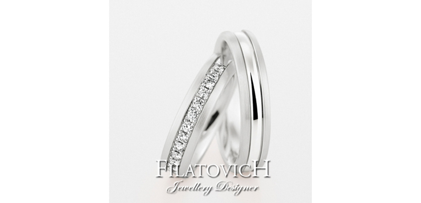 Обручальные кольца WRB-013