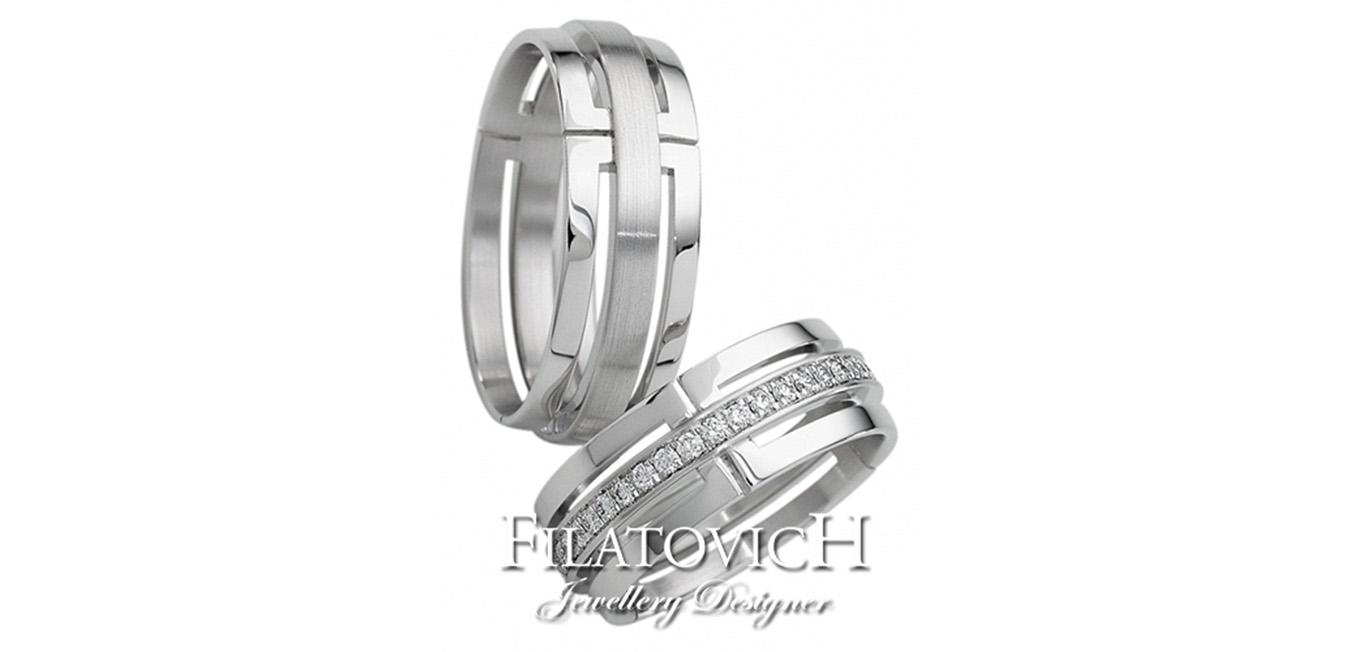 Обручальные кольца WRB-255