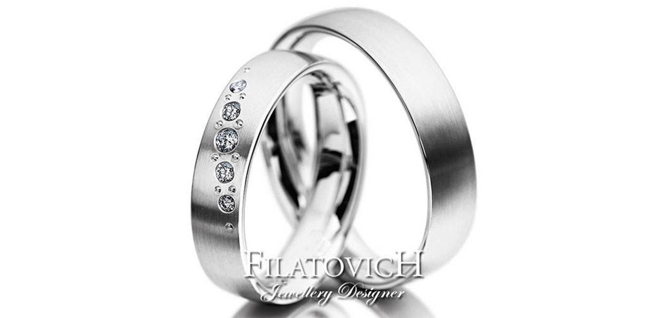 Обручальные кольца WRB-271