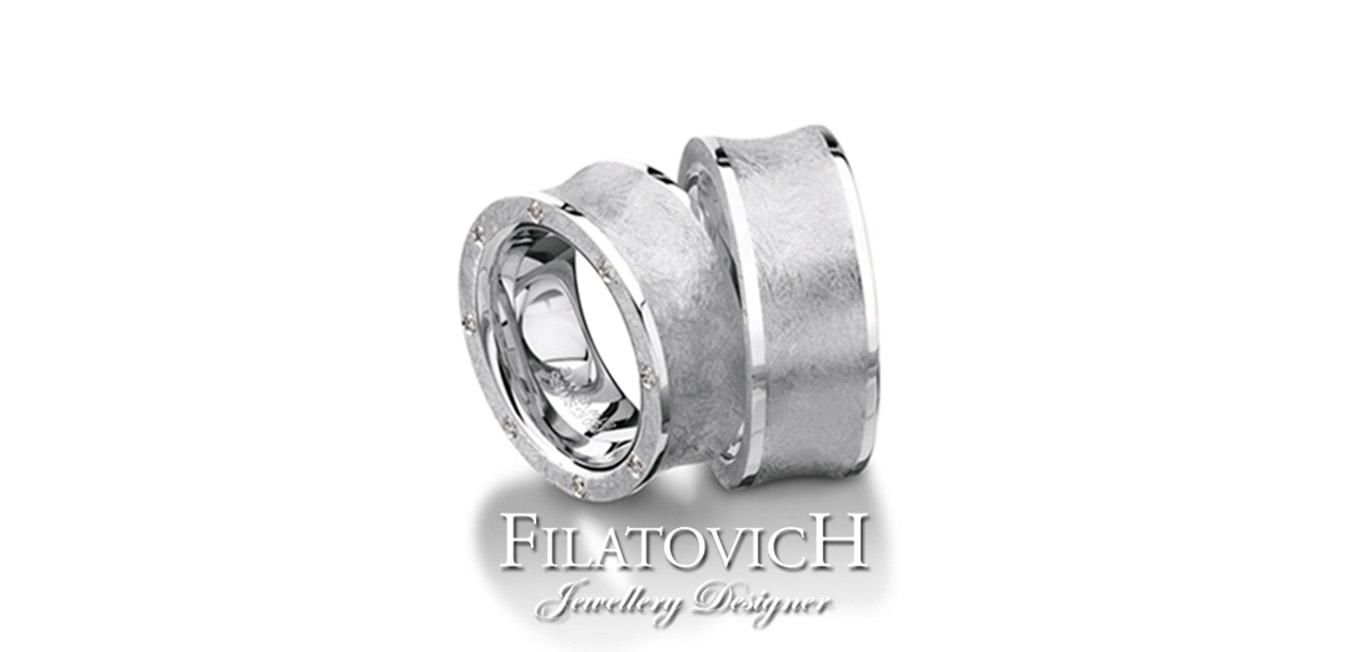Обручальные кольца WRB-218