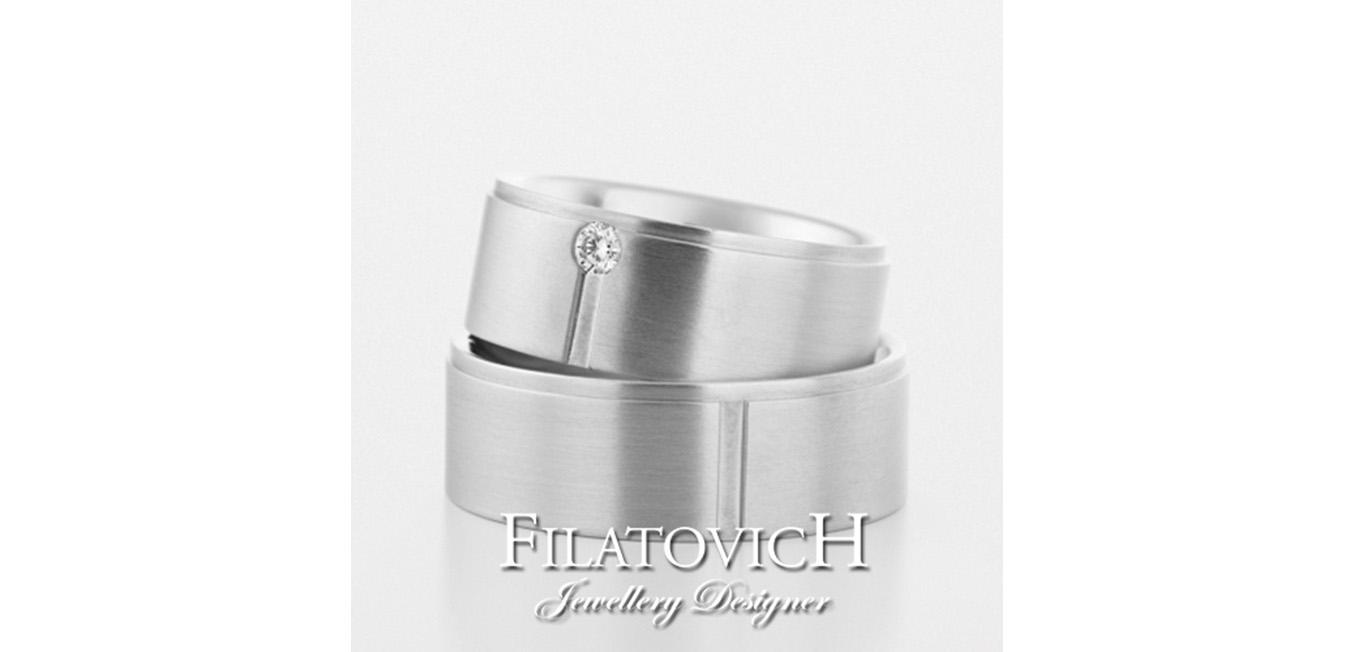 Обручальные кольца WRB-017