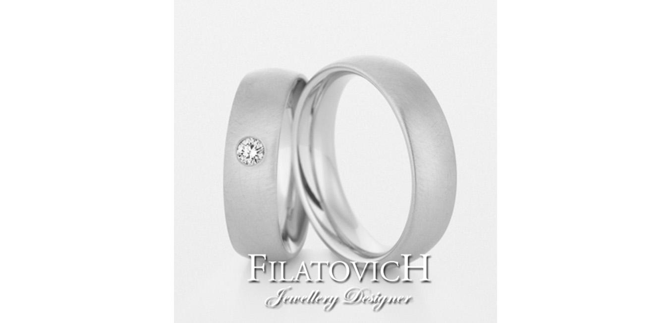 Обручальные кольца WRB-018