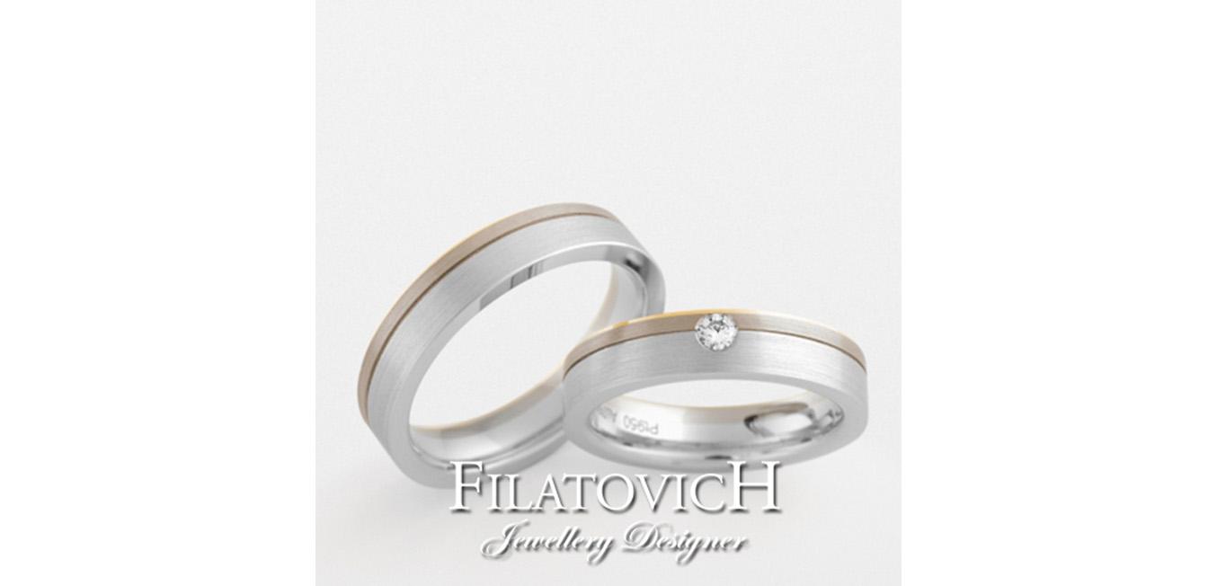 Обручальные кольца WRB-019