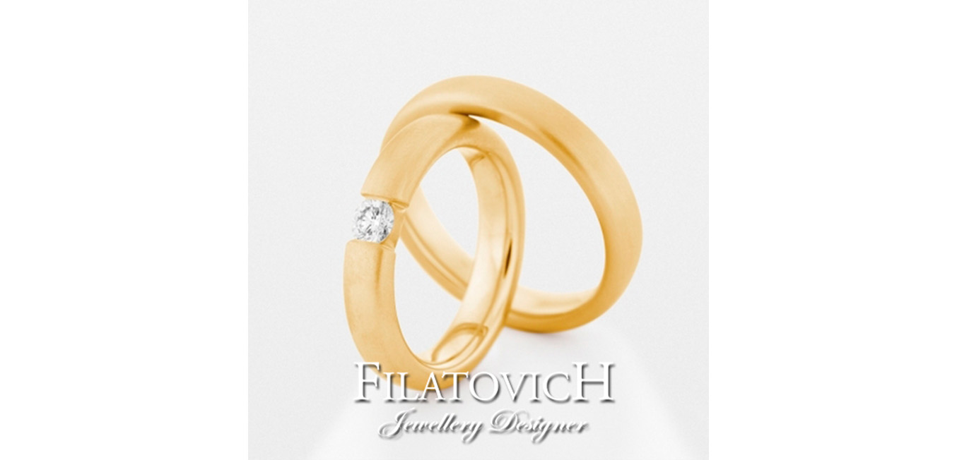 Обручальные кольца WRB-002