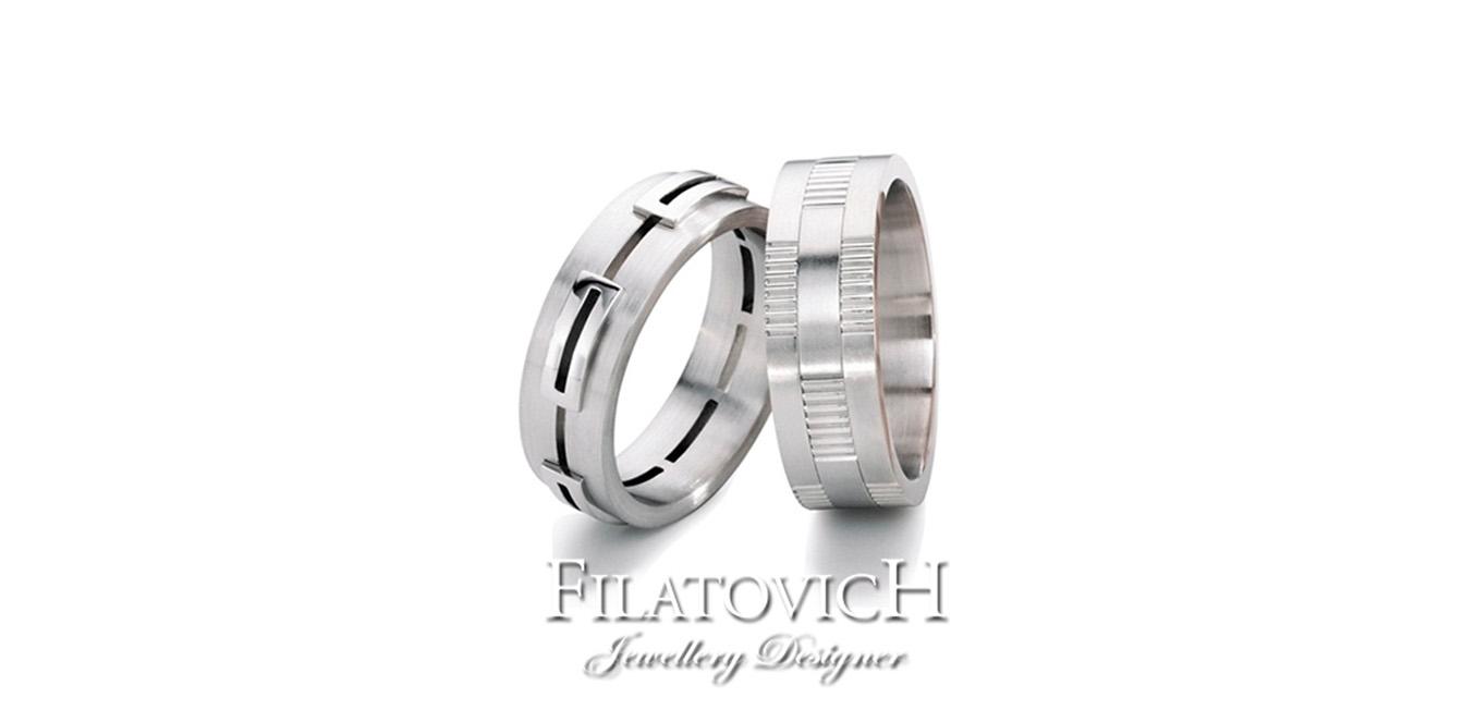 Обручальные кольца WRB-252