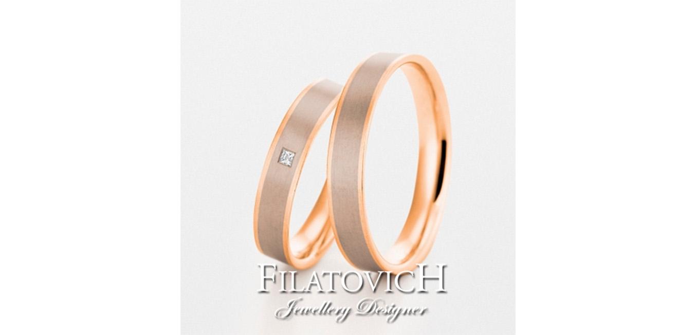 Обручальные кольца WRB-022
