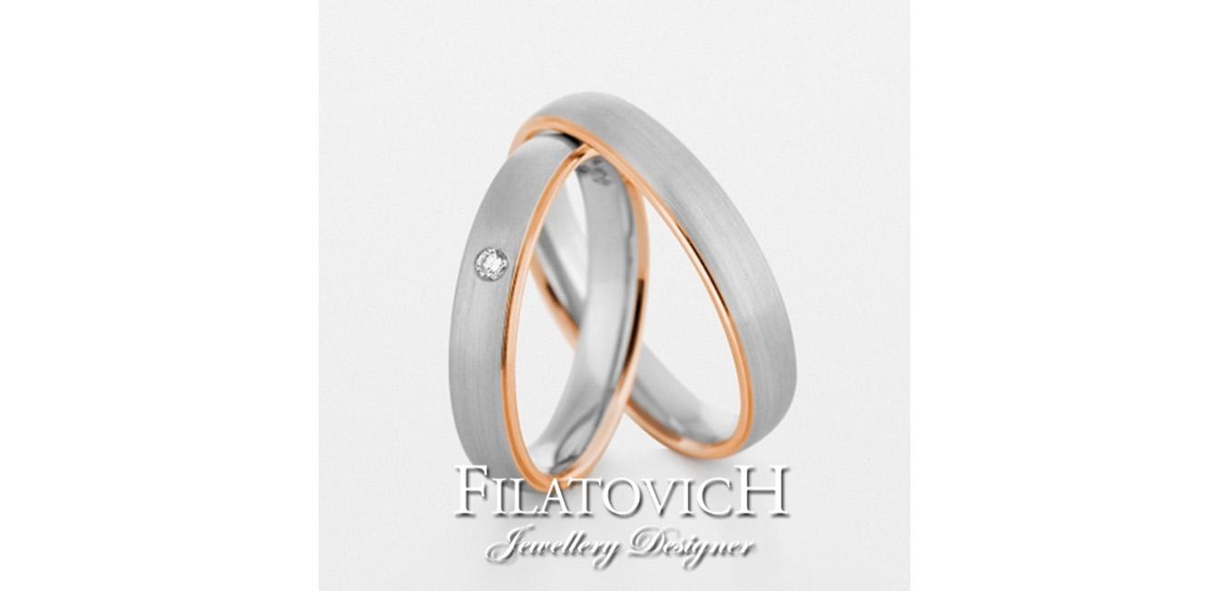 Обручальные кольца WRB-023