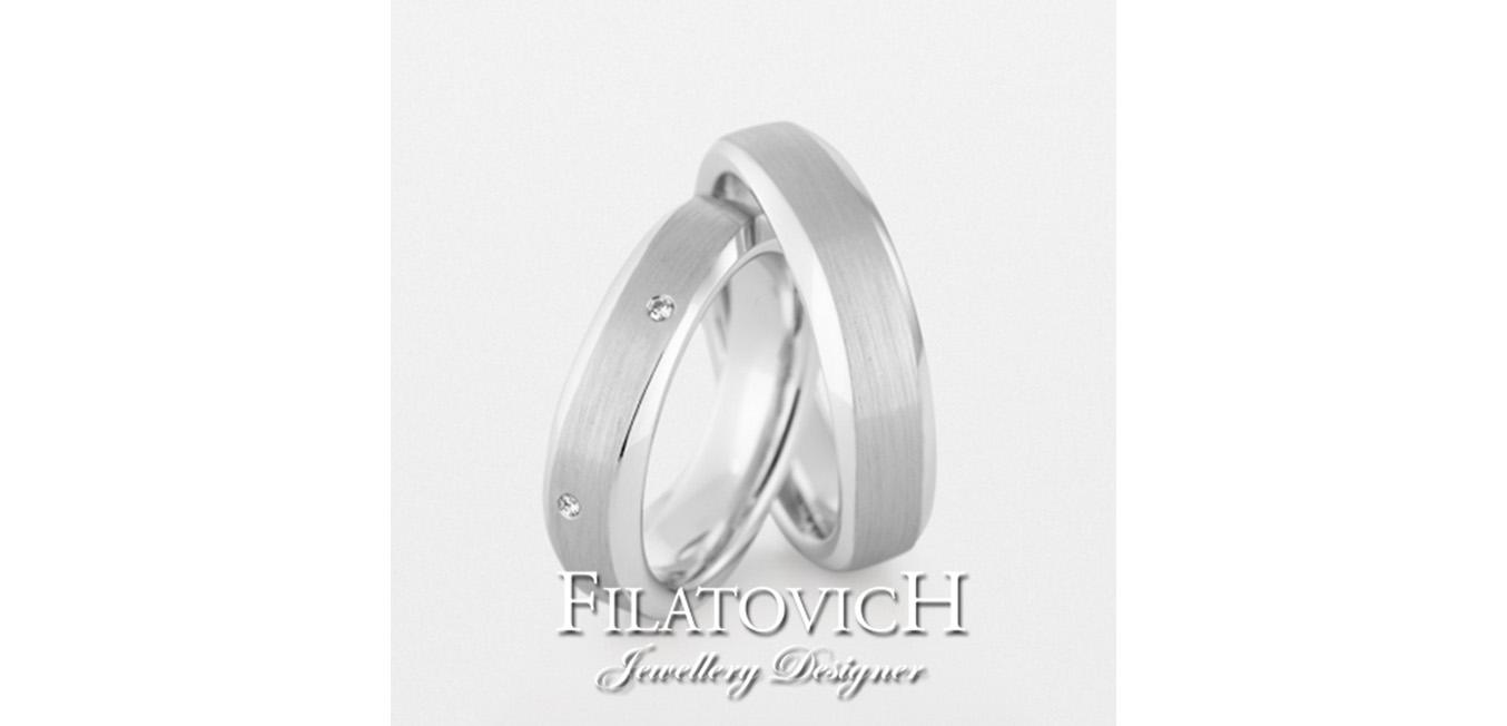 Обручальные кольца WRB-024