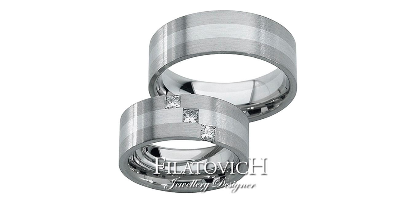 Обручальные кольца WRB-249