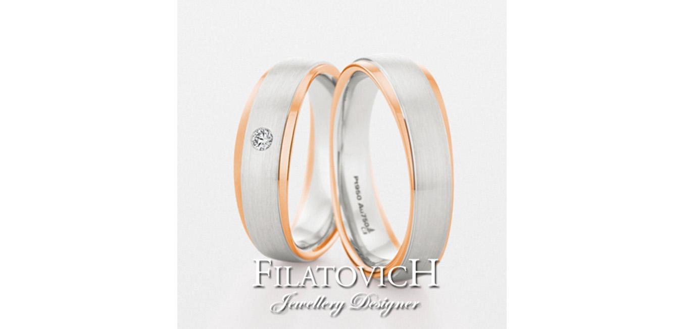 Обручальные кольца WRB-026