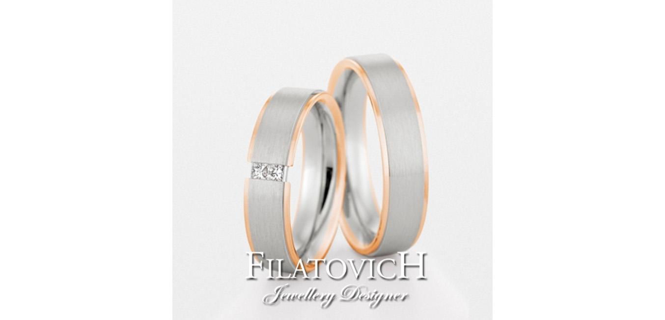 Обручальные кольца WRB-027