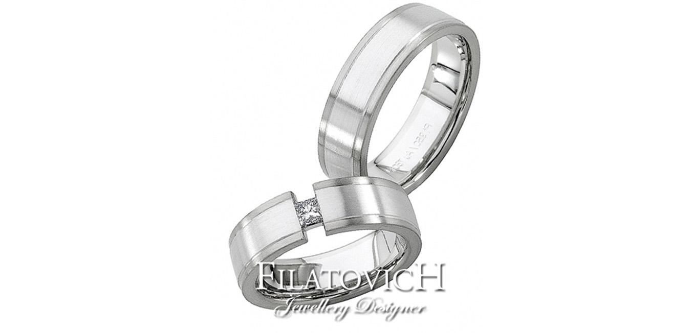 Обручальные кольца WRB-246