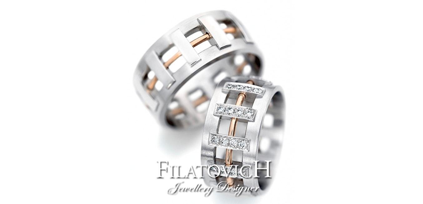 Обручальные кольца WRB-265