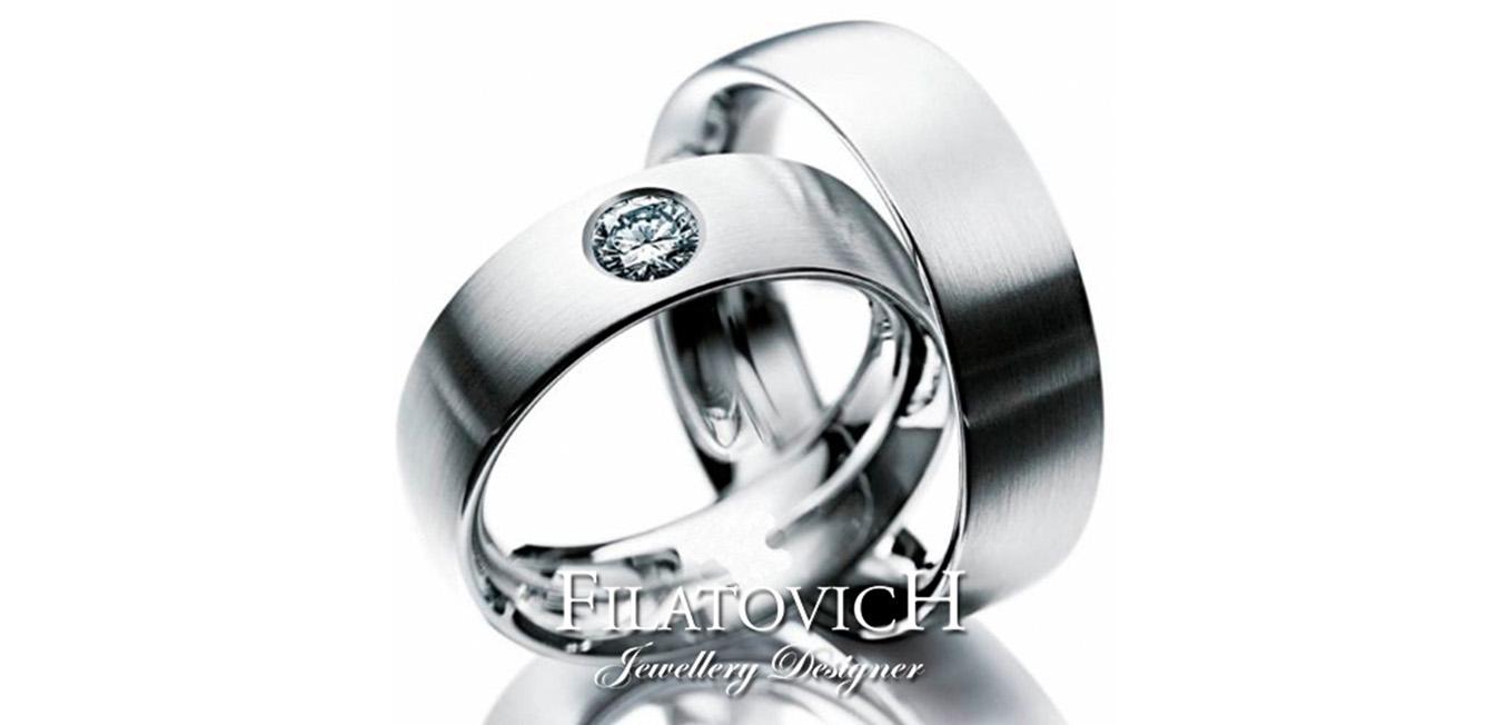 Обручальные кольца WRB-352