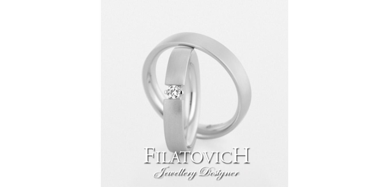 Обручальные кольца WRB-003