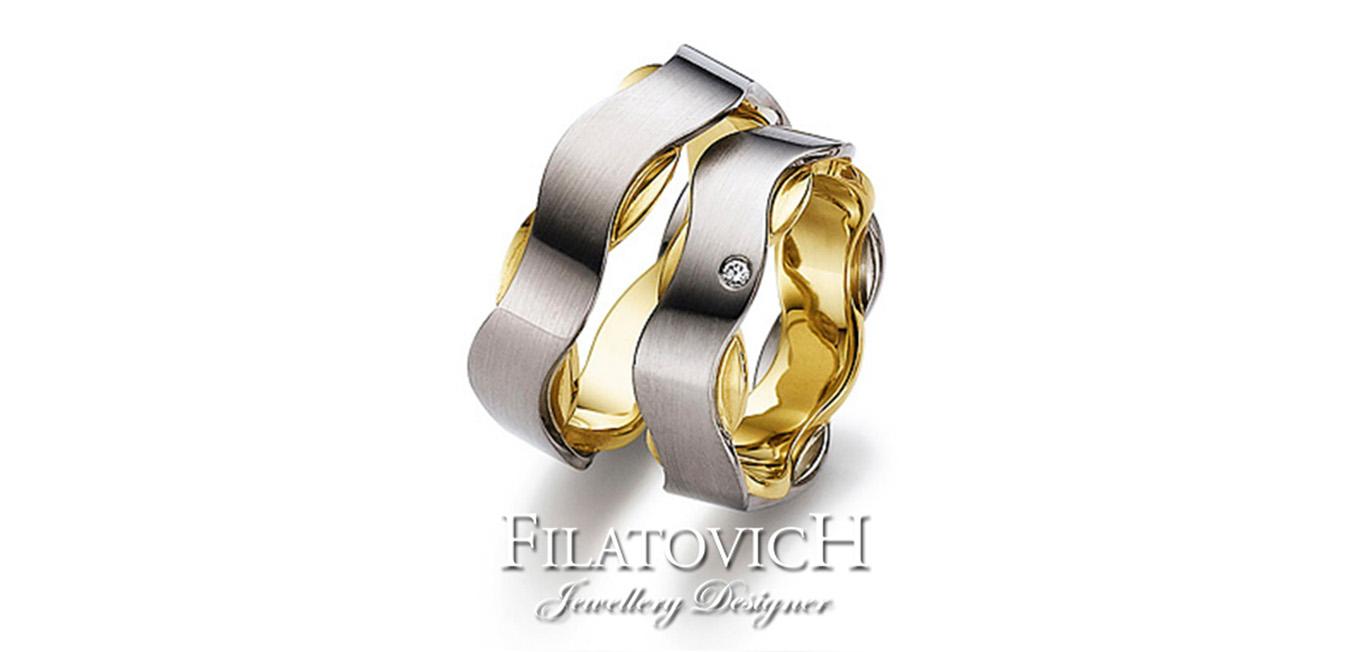 Обручальные кольца WRB-187