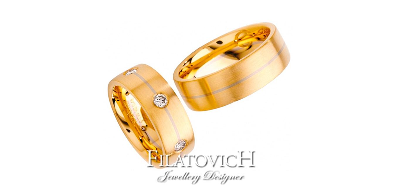 Обручальные кольца WRB-245