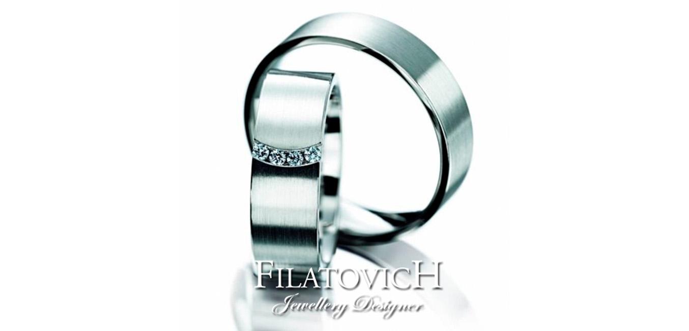 Обручальные кольца WRB-347