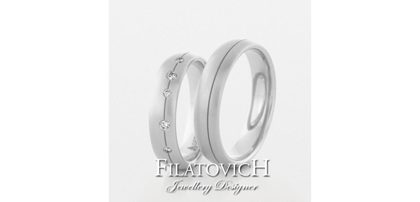 Обручальные кольца WRB-032