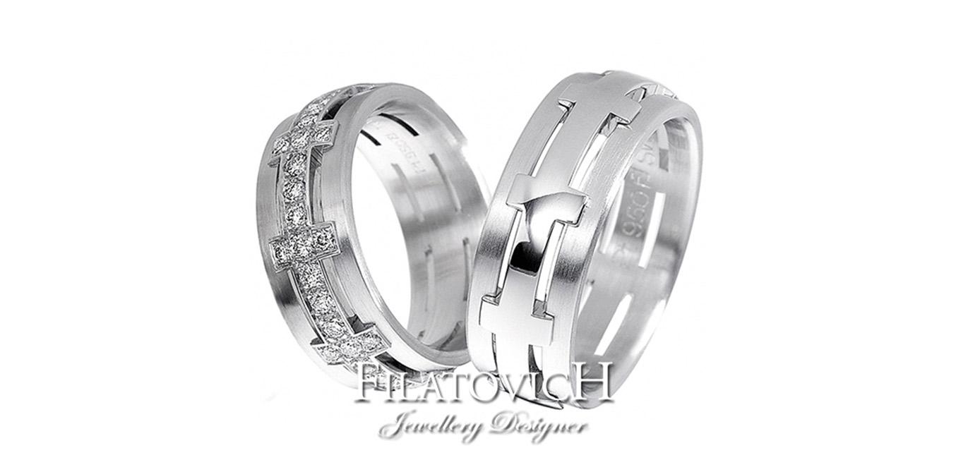 Обручальные кольца WRB-243