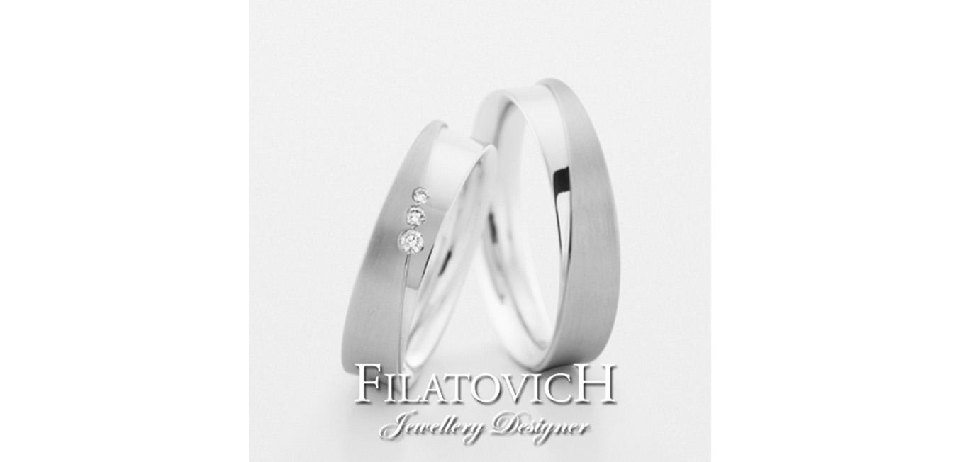 Обручальные кольца WRB-035
