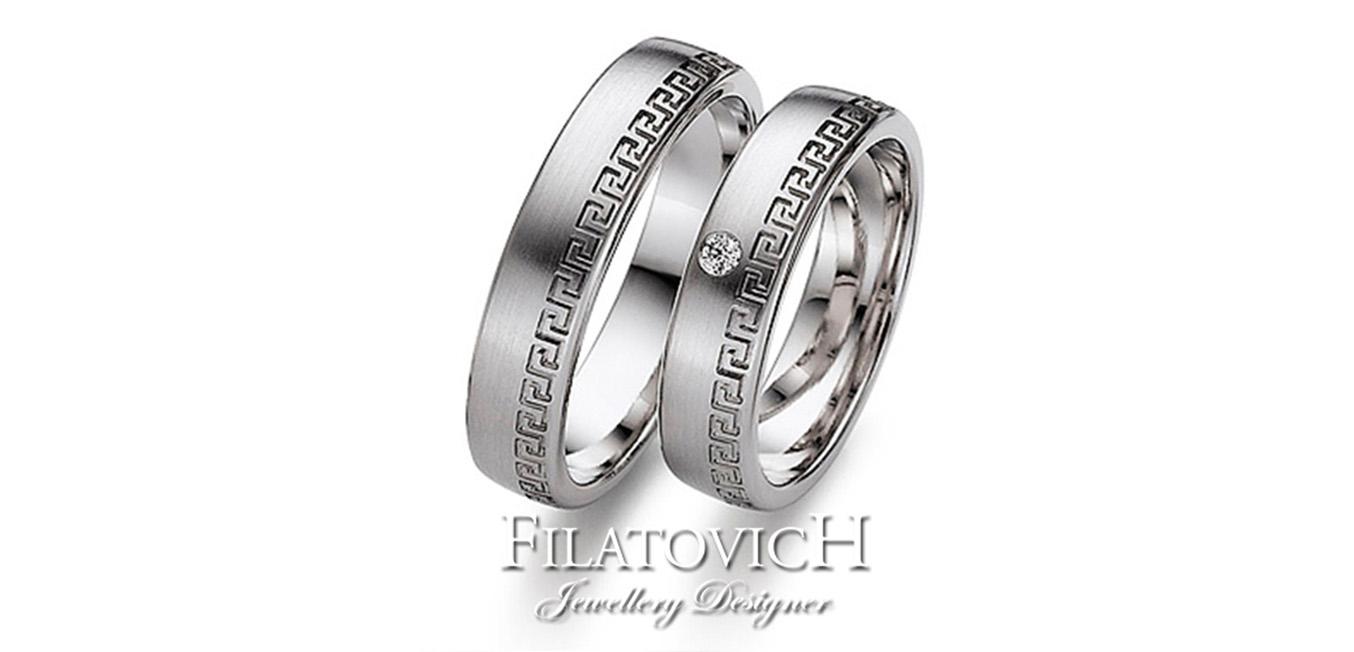 Обручальные кольца WRB-183
