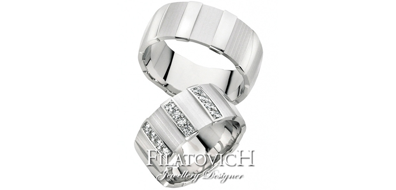Обручальные кольца WRB-241