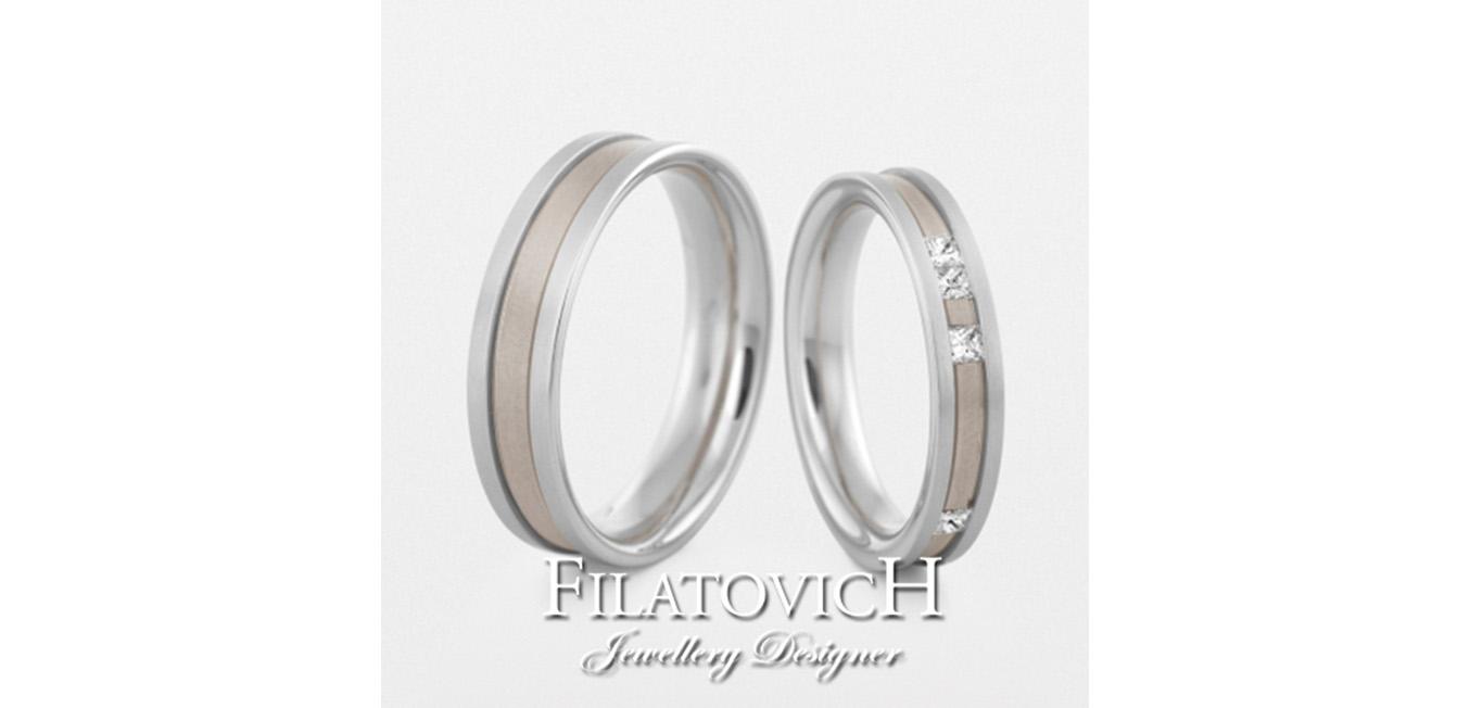 Обручальные кольца WRB-036