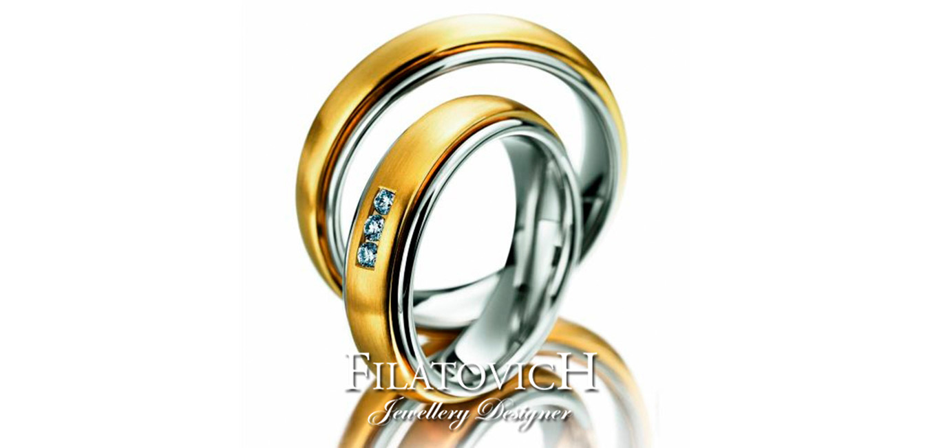 Обручальные кольца WRB-333