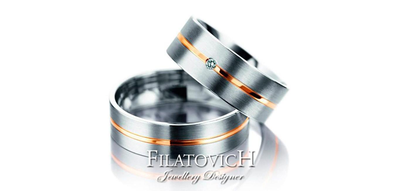 Обручальные кольца  WRB-330