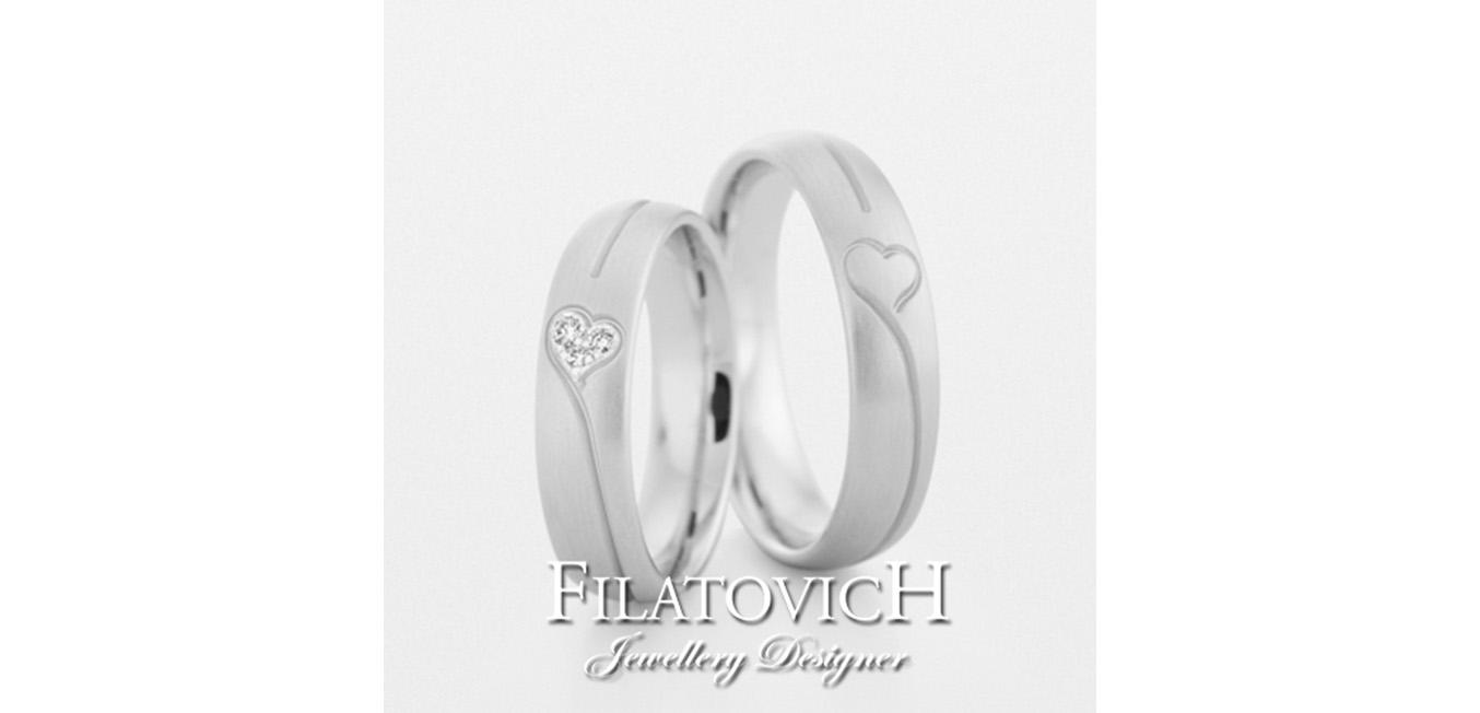 Обручальные кольца WRB-039