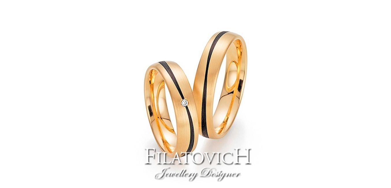 Обручальные кольца WRB-107