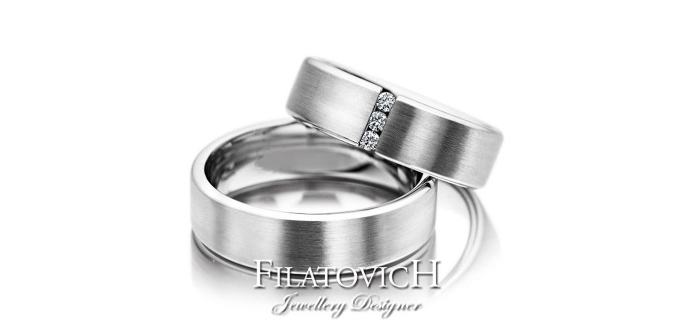 Обручальные кольца WRB-341