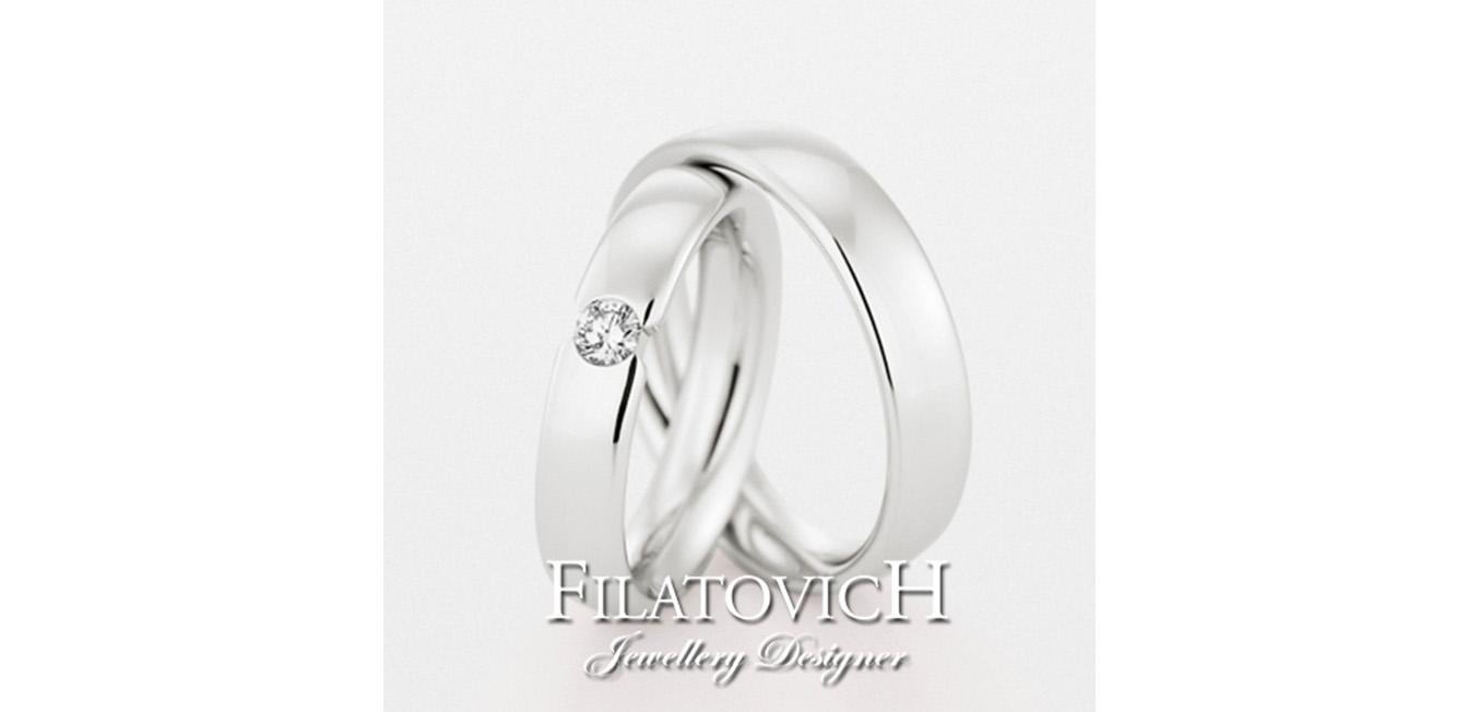 Обручальные кольца WRB-004
