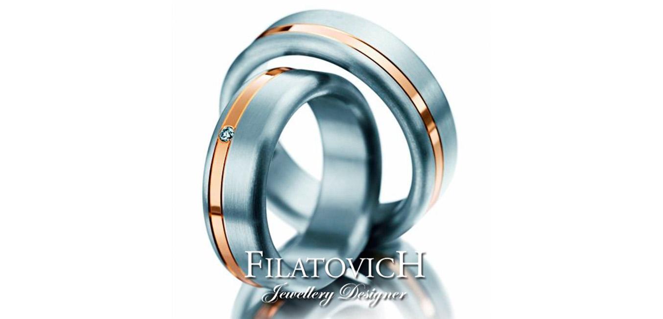 Обручальные кольца WRB-273