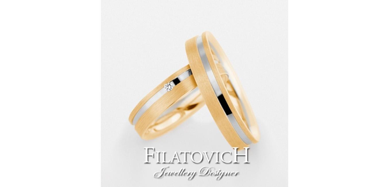 Обручальные кольца WRB-042