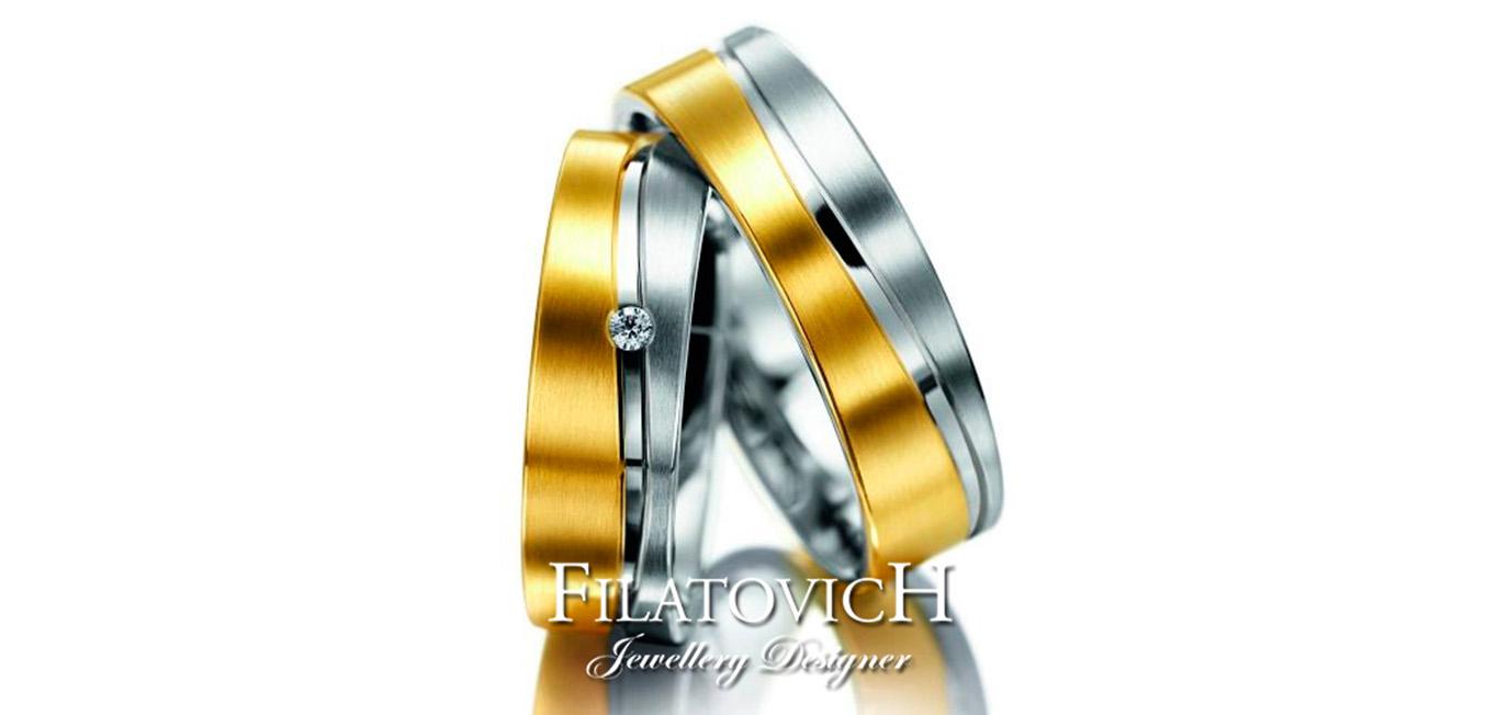 Обручальные кольца WRB-318