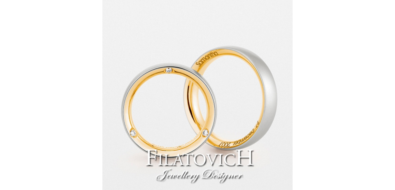 Обручальные кольца WRB-044
