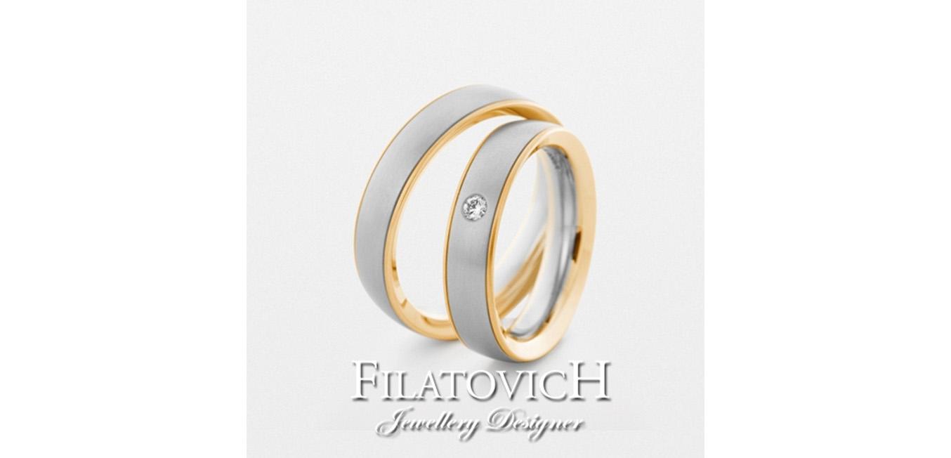 Обручальные кольца WRB-046