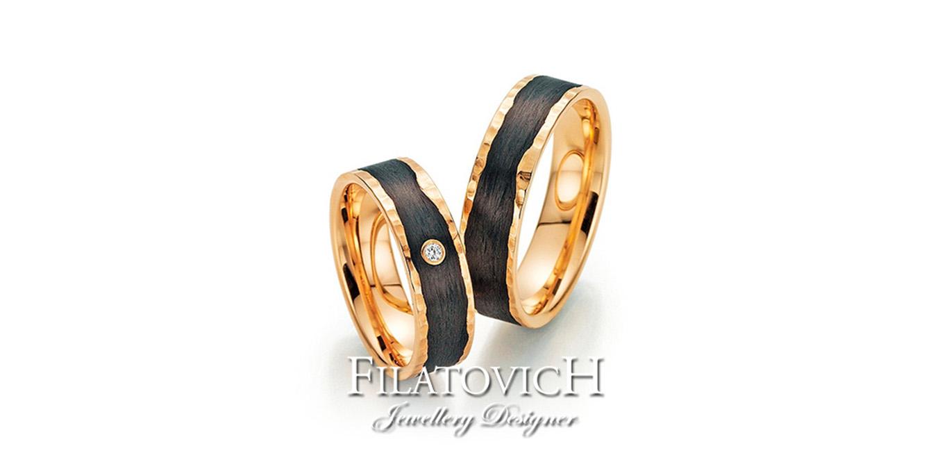 Обручальные кольца WRB-108