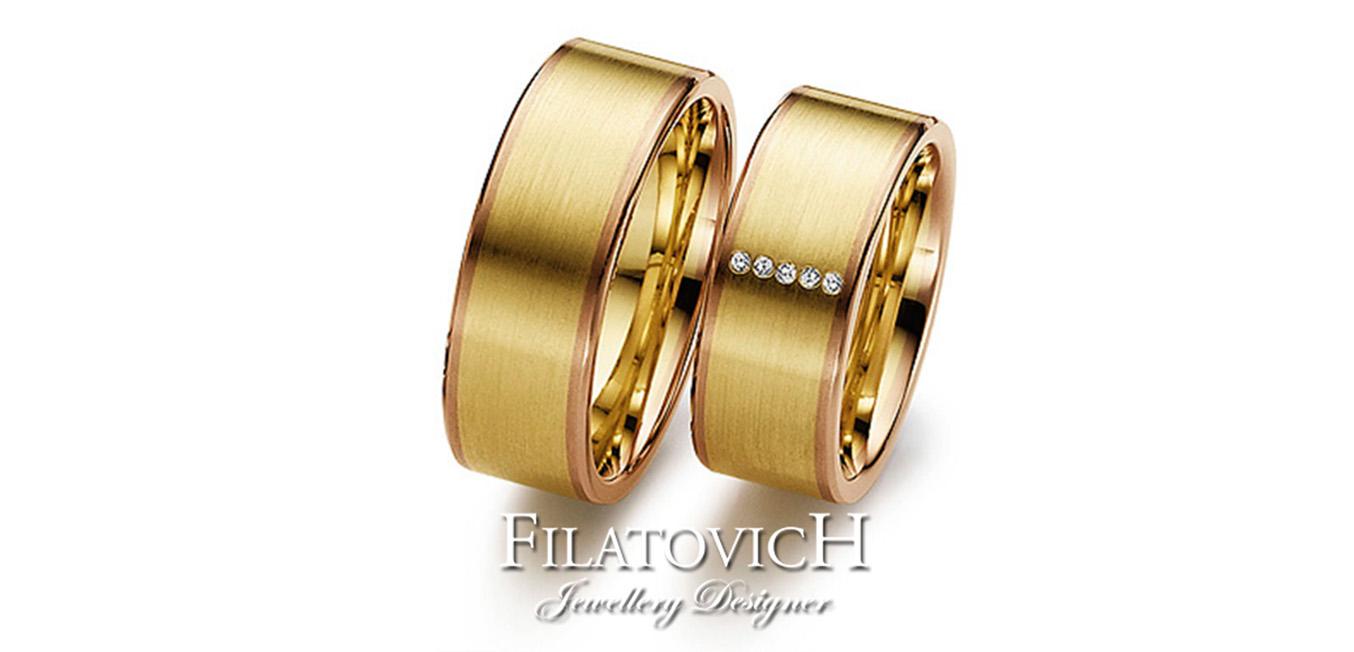 Обручальные кольца WRB-174