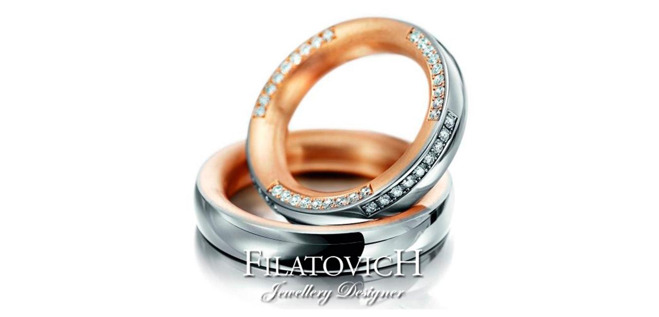 Обручальные кольца WRB-307