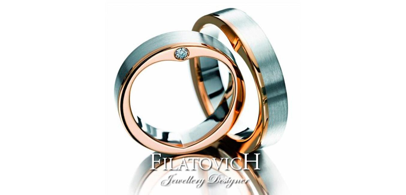 Обручальные кольца WRB-306