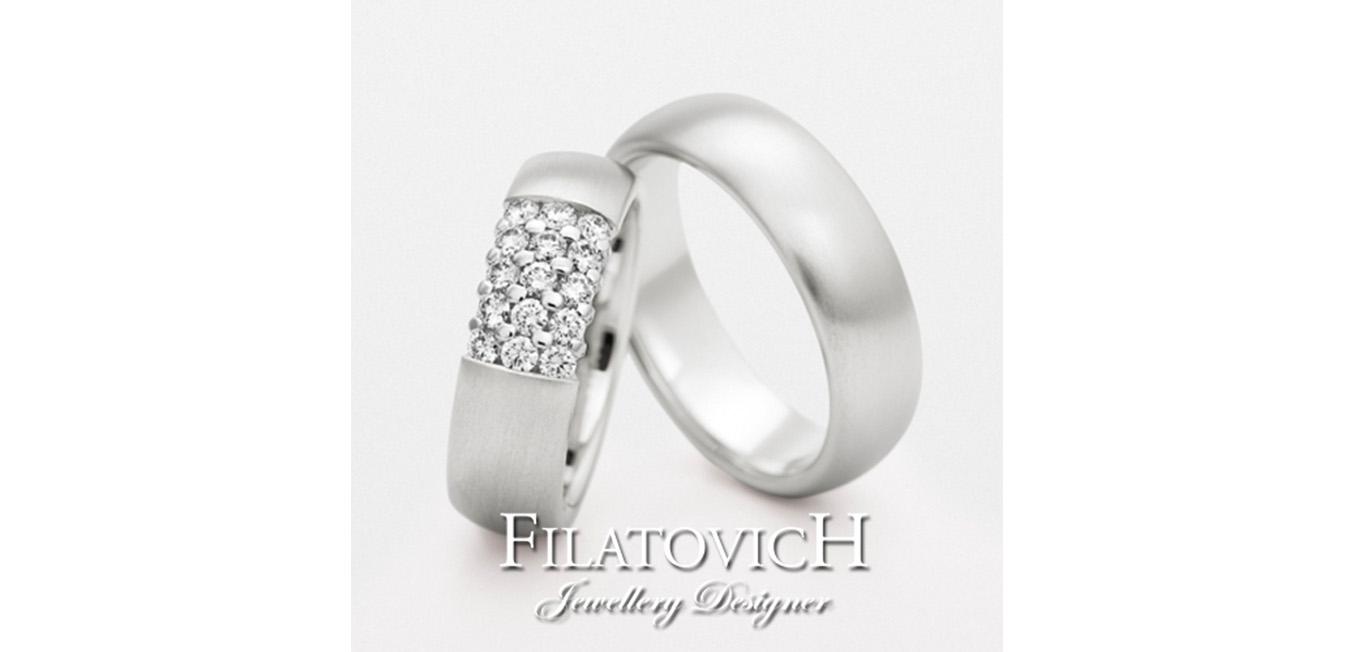 Обручальные кольца WRB-054