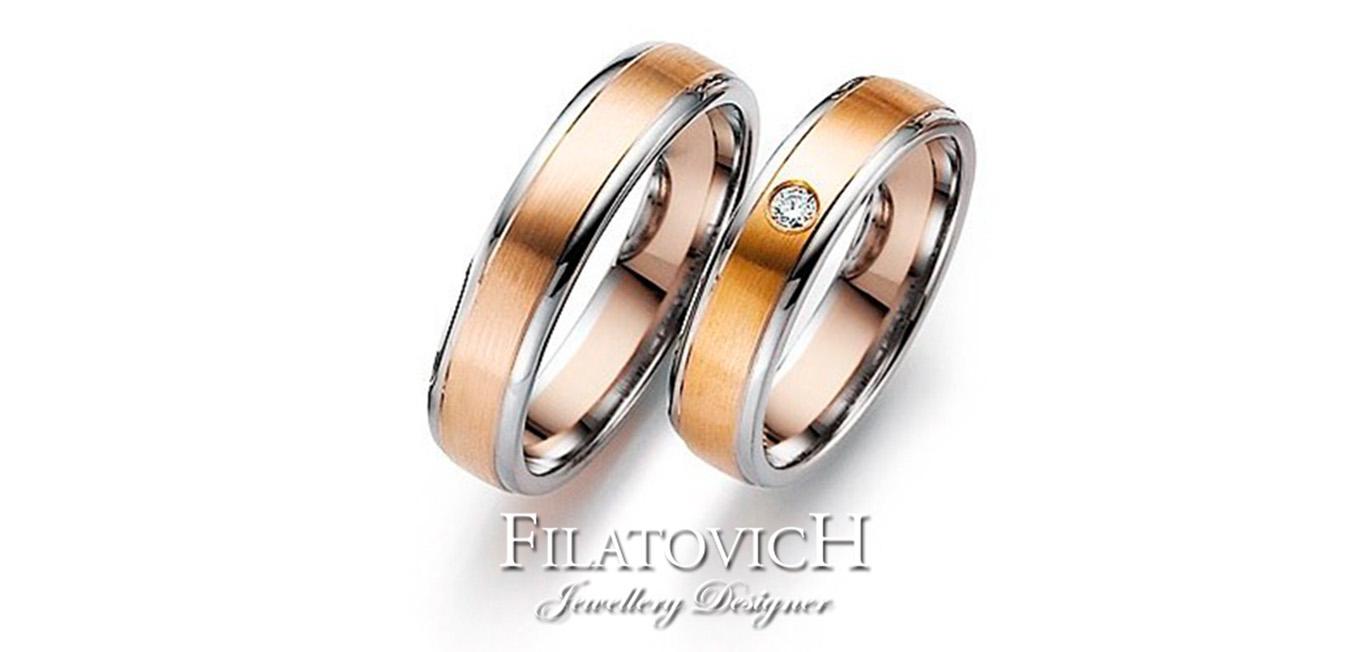 Обручальные кольца WRB-172