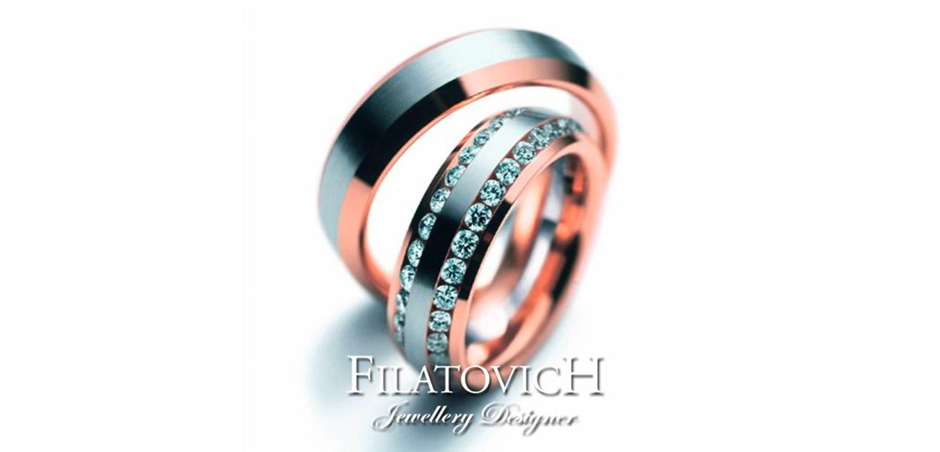 Обручальные кольца WRB-304